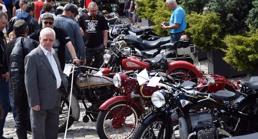 Motocyklowa gratka dla miłośników motoryzacji - fotorelacja