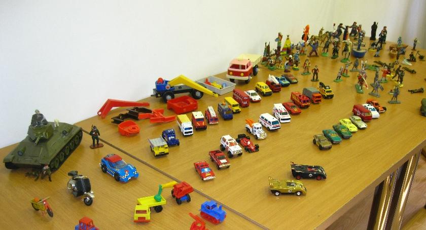 Wystawa zabawek w WDK - galeria